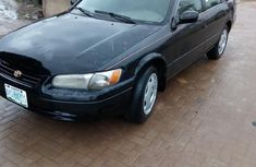 Super Clean Used Toyota Camry 1998 Black