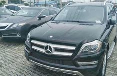 Mercedes Benz GL450 2012 Black for sale