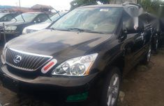 Lexus RX330 2006 Black for sale