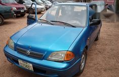 Neatly Used Suzuki Swift 2000 Blue For Immiadiate Sale