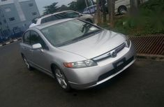Honda Civic 2007 Silver for sale