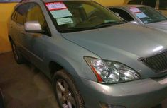 Very Clean Lexus Rx 330 2006 Green for sale