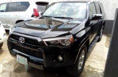 Tokunbo Toyota 4-runner 2014 Black for sale