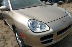 Porsche Cayenne S 2006 Gold for sale