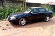 Mazda 626 2002 Black for sale