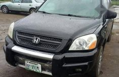 Super Clean Fairly Used Honda Pilot for Sale 2003