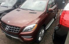 Mercedes-Benz M Class ML350 4MATIC 2014 for sale