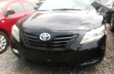 Super Toyota Camry 2008 Black for sale