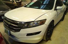 Affordable Honda Accord Crosstour 2011 White