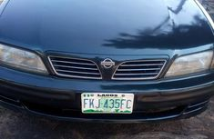 Nisan Maxima 2000 Green for sale