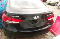 Super Clean Hyundai Elantra 2013 Black