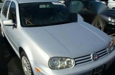 Clean Volkswagen Golf4 1996 Silver for sale