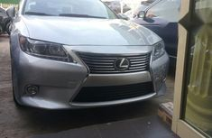 Lexus Es350 2014 Silver for sale