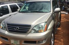 Clean Lexus GX 470 2005 for sale