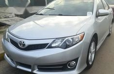 Toyota Camry Sport 2013 Silver for sale