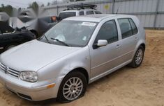 Volkswagen Golf 4 1998 Silver for sale