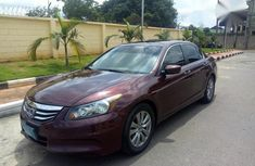 Honda Accord 2011 Red for sale