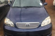 Toyota Corolla 2005 Blue for sale
