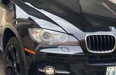 This BMW X6 2011 Black for sale