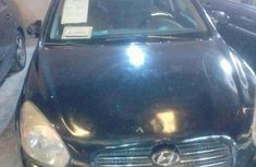 Hyunda Accent 2008 Black for sale