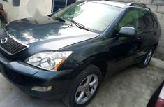 Lexus RX 350 2007 Green for sale