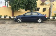Clean Tokunbo Toyota Corolla 2006 Blue
