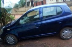 Tokunbo Toyota Yaris 2002 Blue for sale