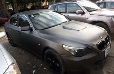 Clean BMW 530I 2005 Gray for sale