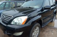 Tokunbo Lexus GX 2005 Black For Sale