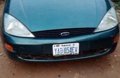 Ford Focus 2003 Green for sale