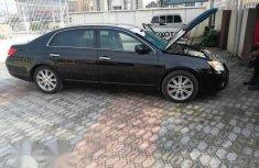 Toyota Avalon 2010 Black for sale
