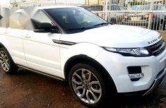Range Rover Evoque 2016 White for sale