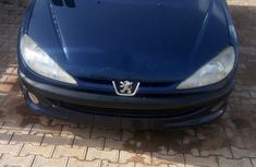 Buy Clean Peugeot 206 2003 Blue for sale