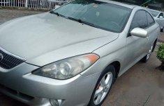 Toyota Solara 2005 Silver for sale