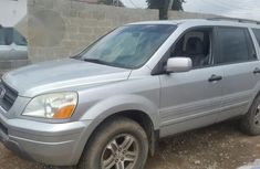 Used Honda Pilot 2003 Silver for sale