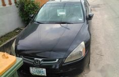 Honda Accord 2004 Black for sale