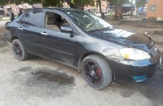Nigerian Used Toyota Corolla 2003 for sale