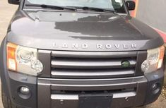 Land Rover LR3 HSE 2006 Gray for sale