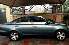 Toyota Camry 2003 Green for sale