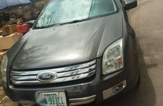Very Clean Ford Fusion 2006 Gray for sale