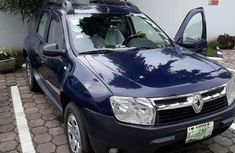 Renault Duster 2010 Blue For Sale