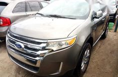 Ford Edge 2014 Gold for sale