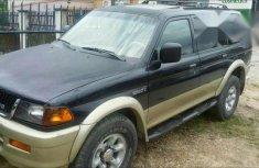Mitsubishi Montero Sport 2002 Black for sale