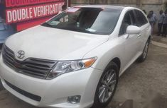 Foreign Used Toyota Venza 2012 White For Sale