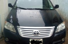 Neatly Used Toyota Avalon 2009 Black For Sale