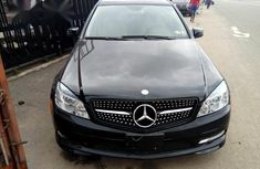 Mercedes-benz C300 2011 Black for sale