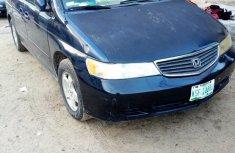 Honda Odyssey 2005 Blue for sale