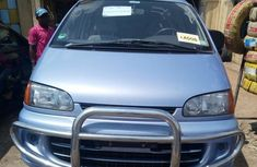Direct Tokunbo Mitsubishi L200 2000 Gray for sale