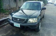 Honda CR-V 1999 Green for sale
