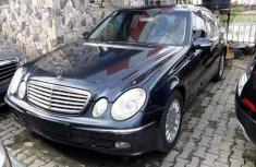 Mercedes Benz E240 2002 for sale